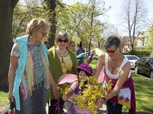 Forsythia Festival 2013 Photo