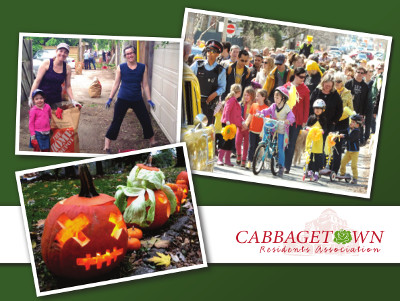 Cabbagetown Membership Postcard