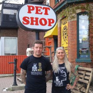 Menagerie Pet Shop - Kaelo and Levanna