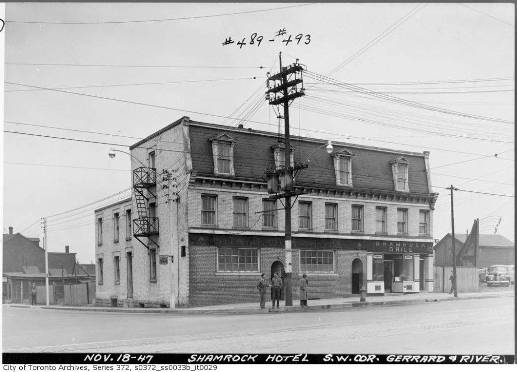 shamrock hotel 1947