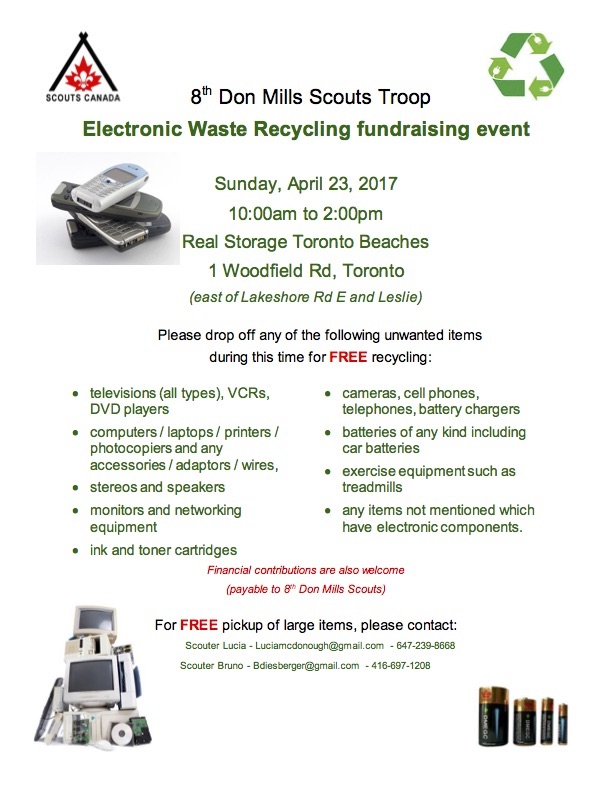 Ewasterecyclingday2017