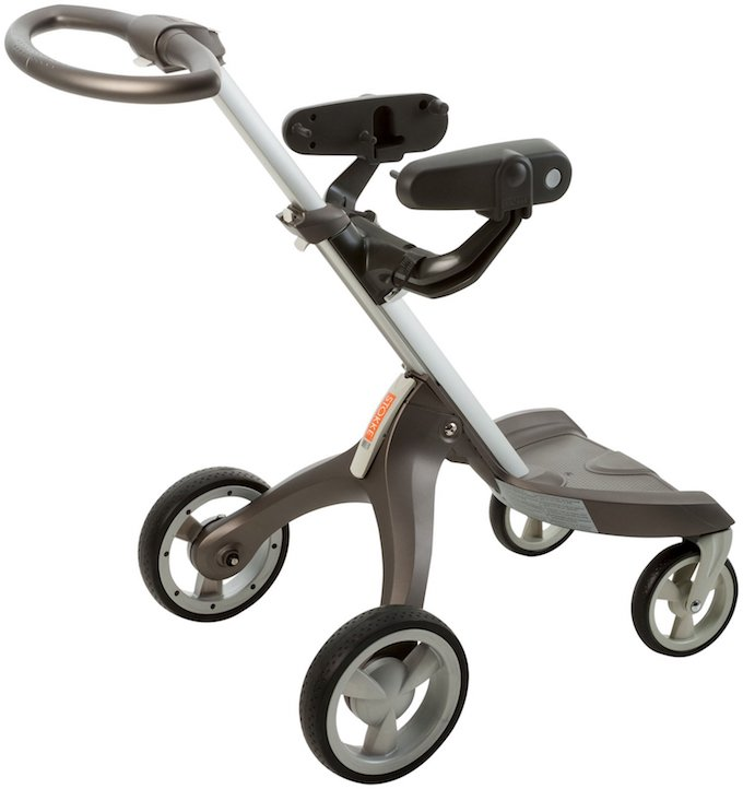Image of stroller chassis