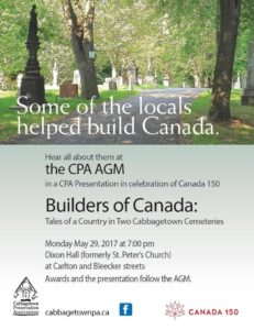 Builders of Canada Poster