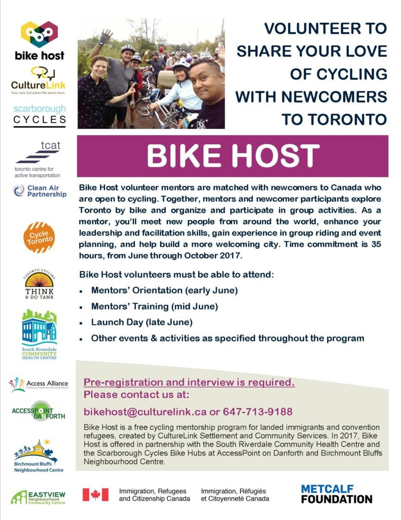 Bike Host Poster