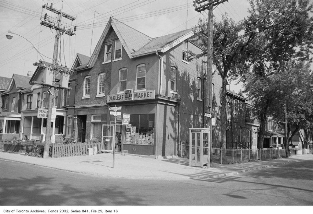 Image of Oak Leaf store