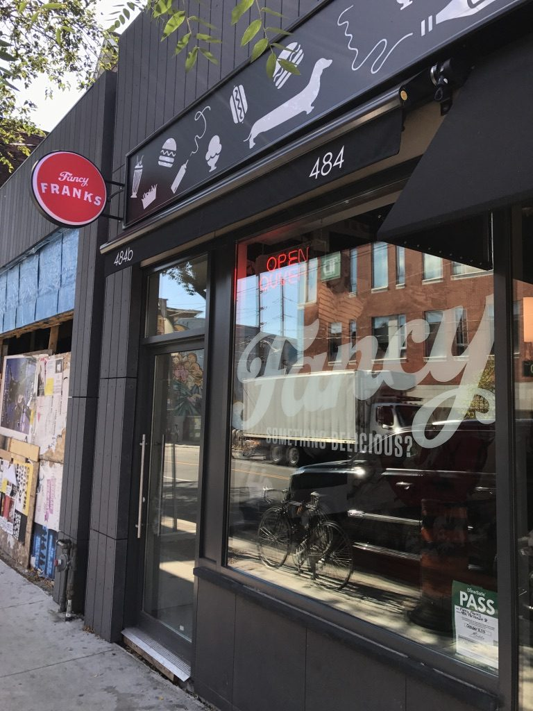 Image of storefront
