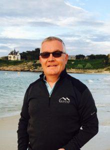SEan O'Donovan from CRA board