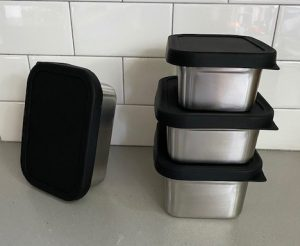Reusable takeout containers