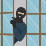 Clipart of thief