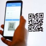 QR Code and phone